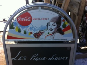 French Coca Cola ad