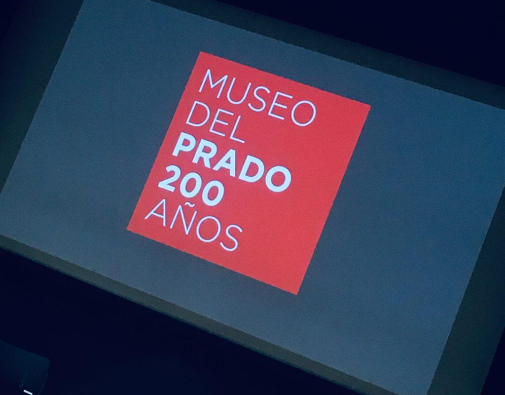 Prado Bicentenary logo